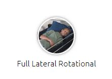 Full Lateral Rotation