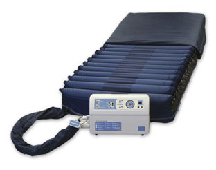 American National Alternating Pressure w/ On-Demand Low Air Loss Mattress
