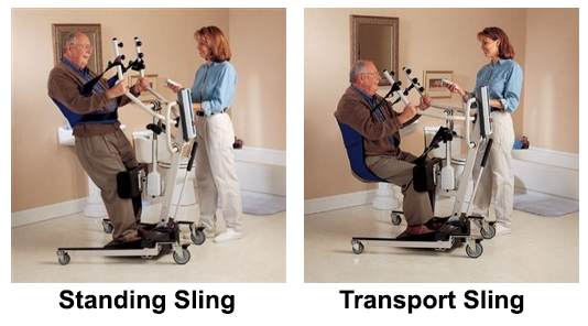 Hydraulic Stand Up Patient Lift Rental In Los Angeles