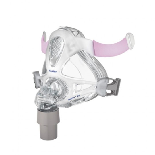 Quattro FX For Her Full Face Mask with Headgear