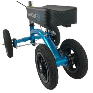 Blue All Terrain Kneerover Quad JR Knee Walker