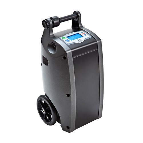 3 Liter Continuous Portable Oxygen Concentrator Rental (6 Liter Pulse)