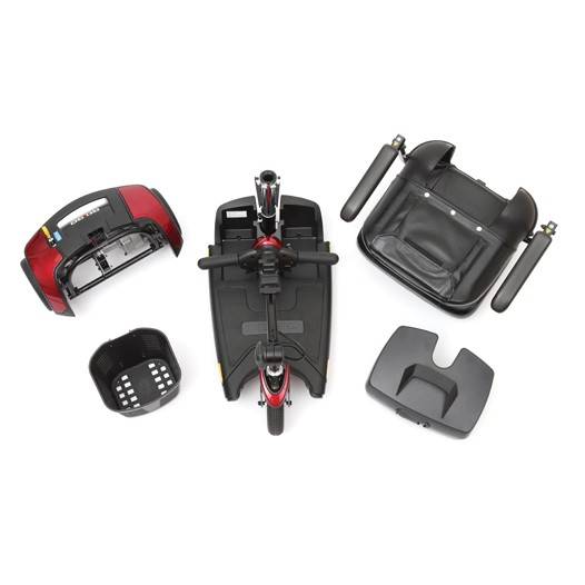 3 Wheel Travel Mobility Scooter Rental In Los Angeles