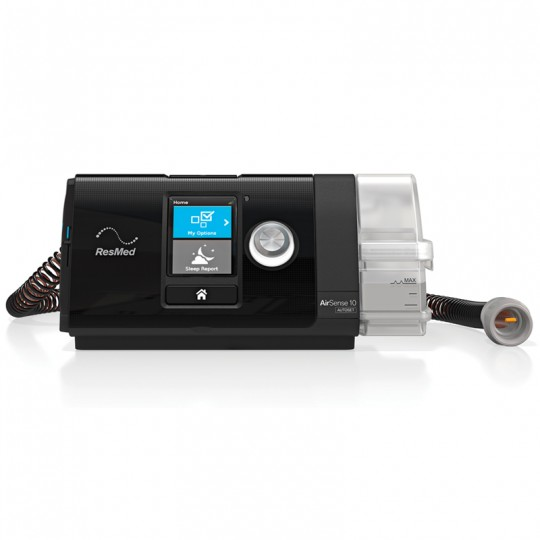 ResMed AirSense™ 10 AutoSet™ CPAP w/ HumidAir™