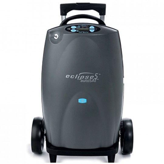 SeQual Eclipse 5 Portable Oxygen Concentrator w/ autoSAT