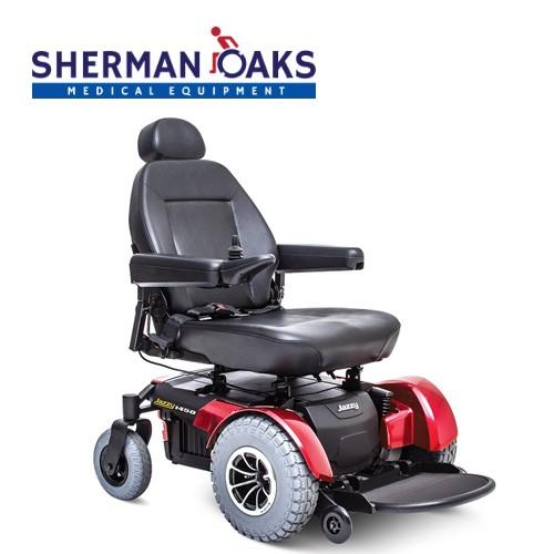 bariatric power wheelchair jazzy 1450 rental