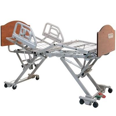 Basic American Zenith 7100 Hi-Low Hospital Bed