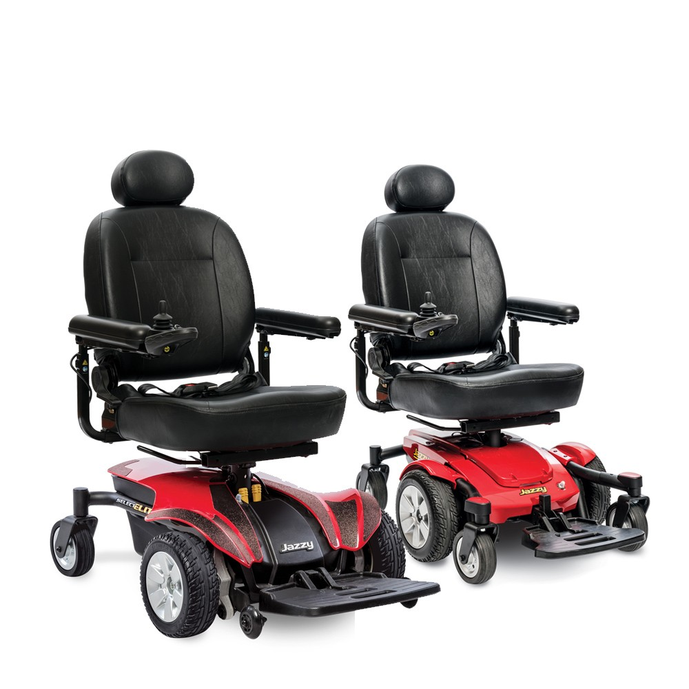 Captain Seat Electric Wheelchair Rental
