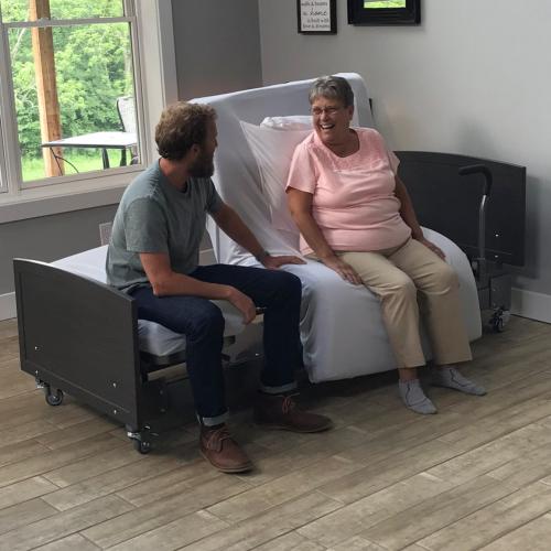 med mizer standard active care bed