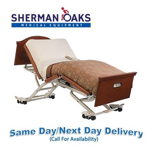 Side Rails of Hospital Bed