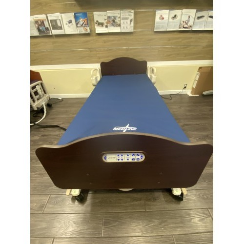 deluxe home care bed default
