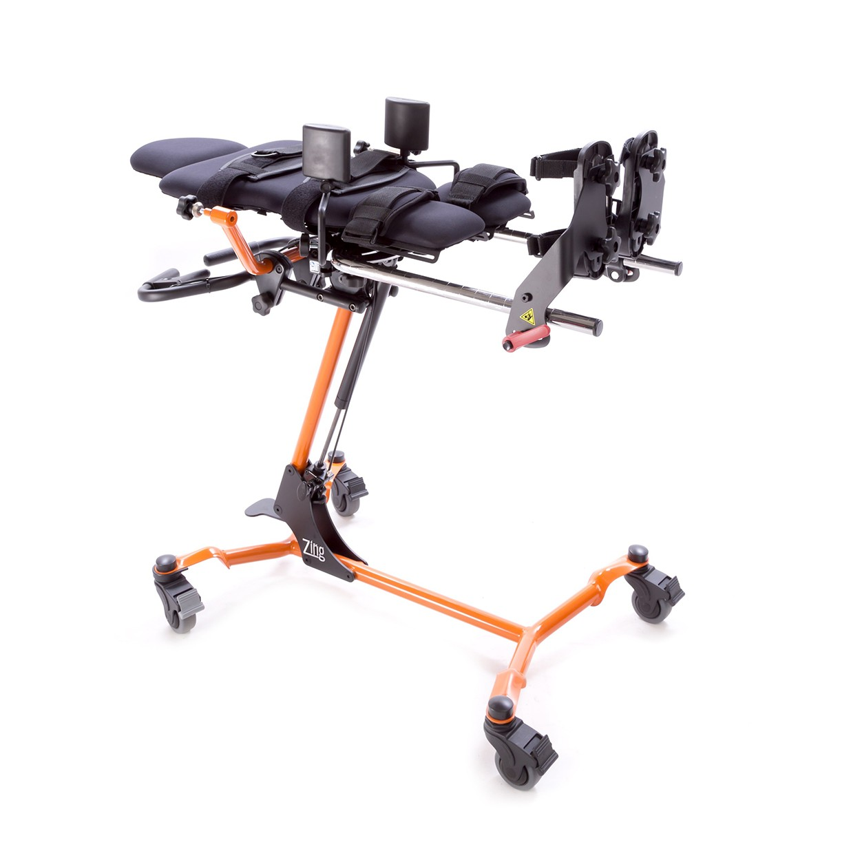 Laid out Orange EasyStand Zing MPS TT Size 1