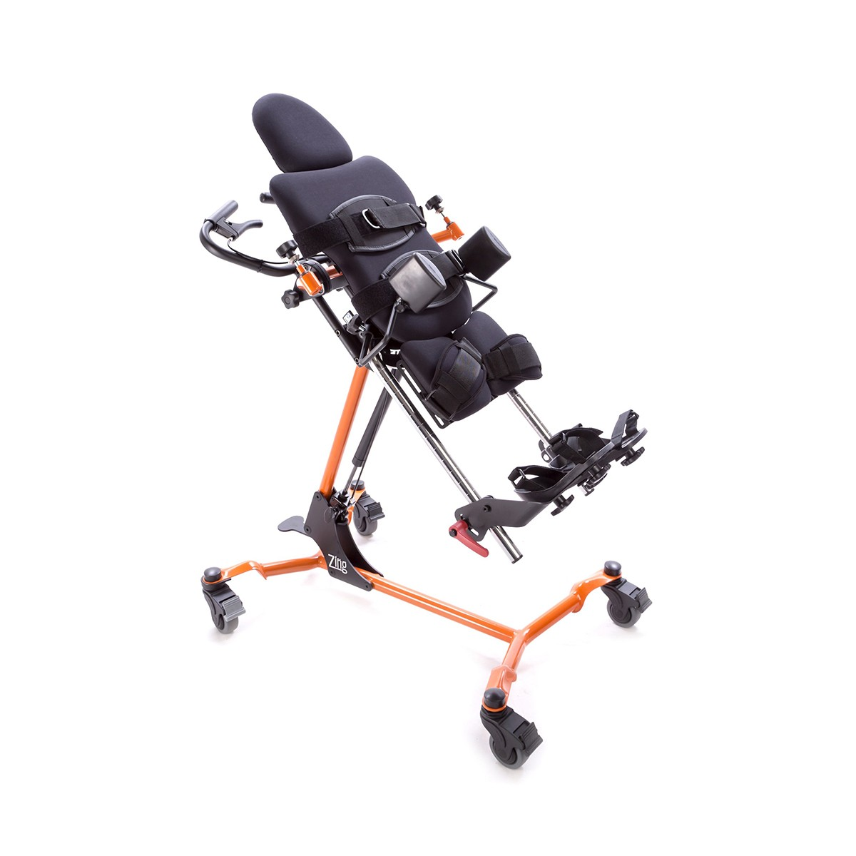 Orange EasyStand Zing Supine TT Size 1