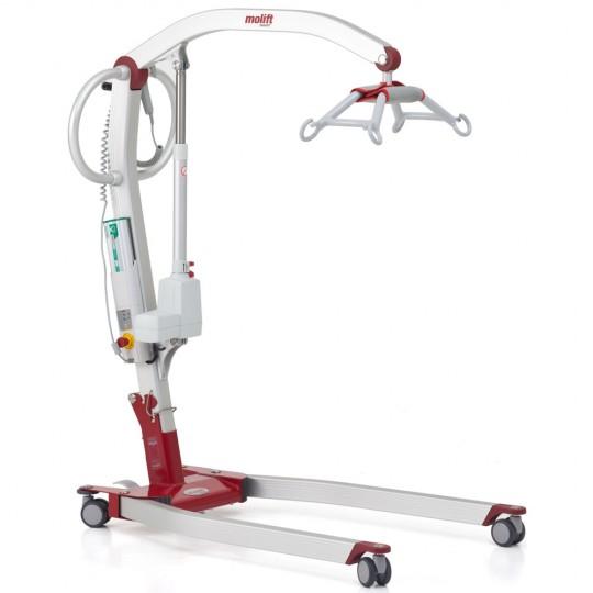 Red Etac Molift Smart 150 Portable Electric Patient Lift