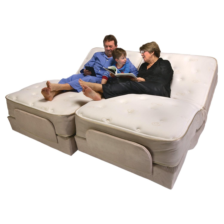 Flex-a-Bed Premier Adjustable Bed Package