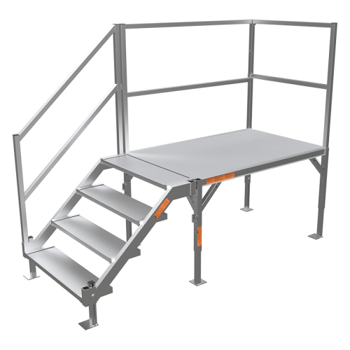 FORTRESS OSHA Stair System