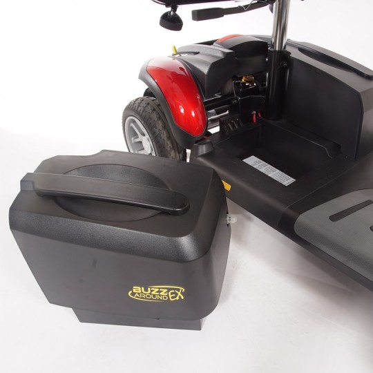 Golden Tech Buzzaround EX 3-Wheel Mobility Scooter