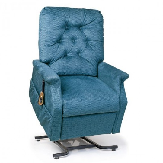 Blue Golden Tech Capri 2-Position Lift Chair