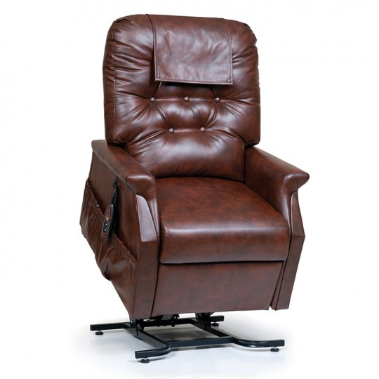 Brown Golden Tech Capri 2-Position Lift Chair