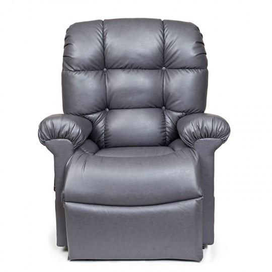Grey Golden Tech Cloud Infinite Position Lift Chair