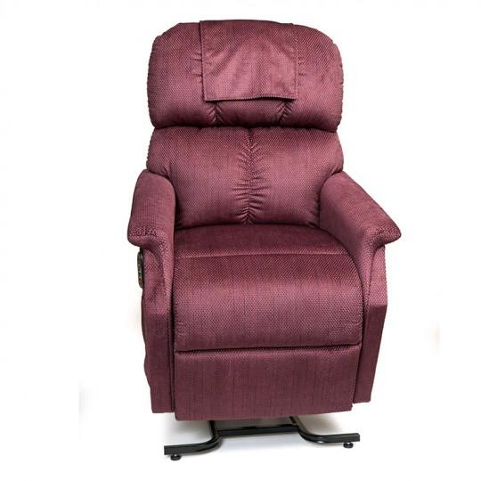 Maroon Golden Tech Comforter 3-Position Lift Chair