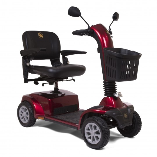 Golden Tech Companion 4 Wheel Mobility Scooter