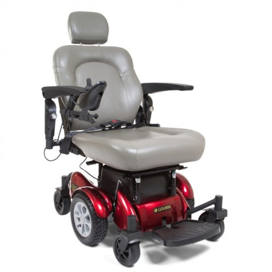 Golden Tech Compass HD GP620 Power Wheelchair