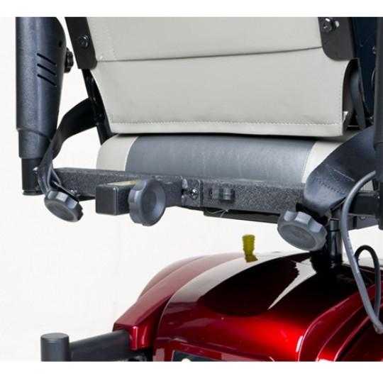 Back of Golden Tech Compass Sport GP605M Power Wheelchair