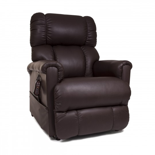 Brown Golden Tech Imperial 3-Position Lift Chair