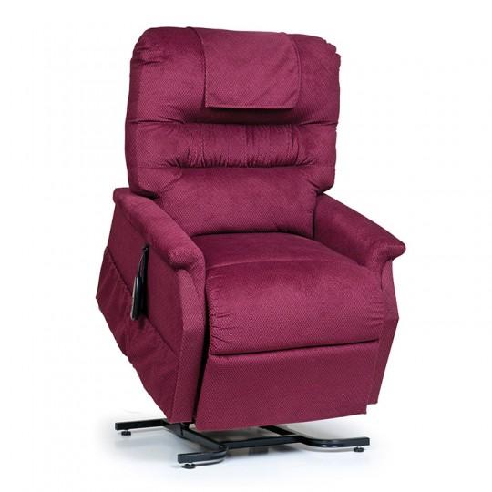 Maroon Golden Tech Monarch 3-Position Lift Chair