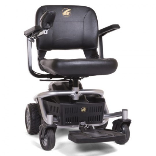 Silver Golden Technologies LiteRider Envy PTC Travel Power Wheelchair