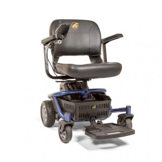 Blue Golden Technologies LiteRider Envy PTC Travel Power Wheelchair