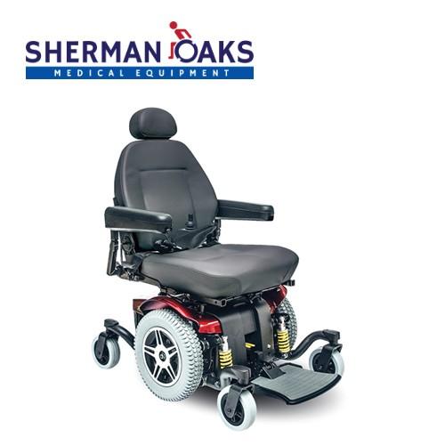 heavy duty jazzy power chair rental
