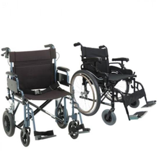 Heavy Duty / Bariatric Wheelchairs
