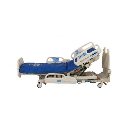 Side View of Hill Rom Versacare Medical Bed