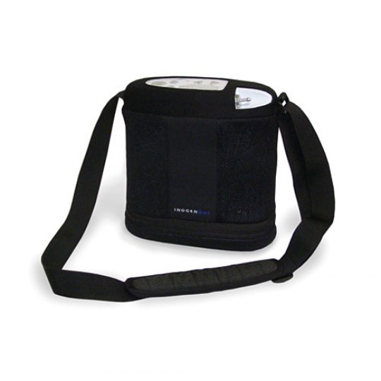 Inogen One G3 Portable Oxygen Concentrator in Case with Shoulder Strap