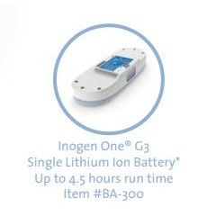 Inogen One G3 Portable Oxygen Concentrator Single Lithium Ion Battery