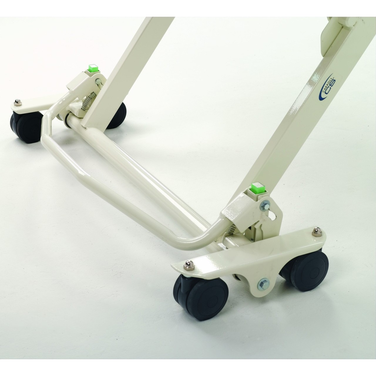 Invacare Carroll CS7 Hi-Low Hospital Bed Wheels