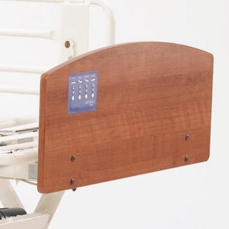 Invacare Carroll CS7 Hi-Low Hospital Bed Headboard