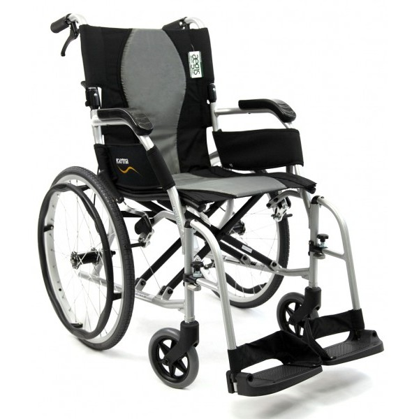 Karman Ergo-Flight S-2512 Ultra Lightweight Wheelchair
