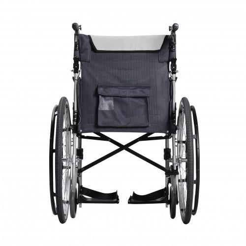 Back view of Karman Star 2 Ultra Lightweight Wheelchair