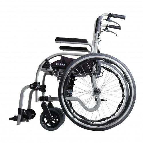Side view of Karman Star 2 Ultra Lightweight Wheelchair