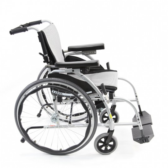 Karman S-Ergo 106 Ultra Lightweight Wheelchair w/ Angle Adjustable Backrest