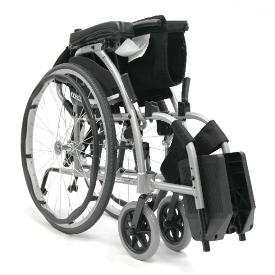 Karman S-Ergo 106 Ultra Lightweight Wheelchair with Angle Adjustable Backrest