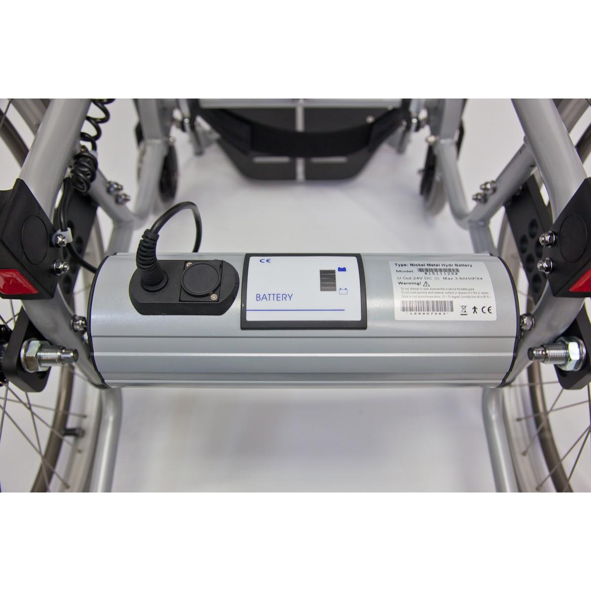 Karman XO-101 Ergonomic Wheelchair with Power Stand-Up