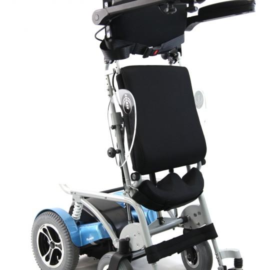 Upright Karman XO-202 Ergonomic Power Stand-Up Wheelchair