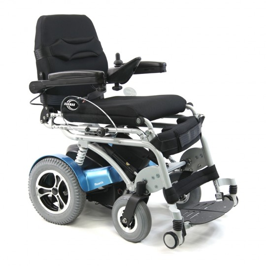 Karman XO-202 Ergonomic Power Stand-Up Wheelchair