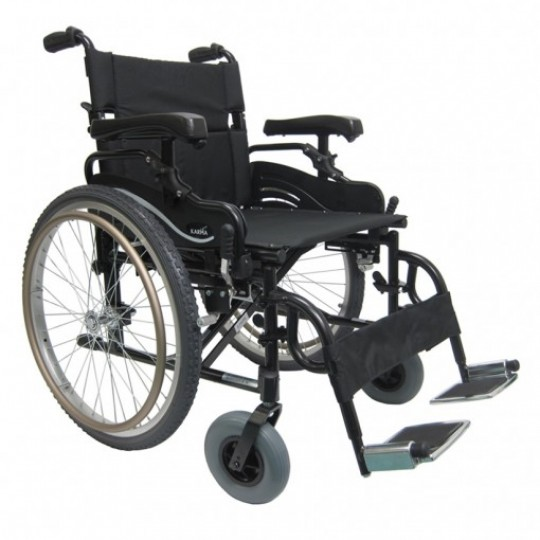 Karman Extra Wide Lightweight Heavy Duty Wheelchair