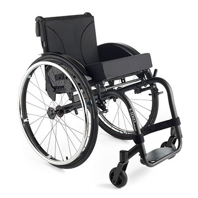 Küschall K-Series attract Ultra-Lightweight Wheelchair