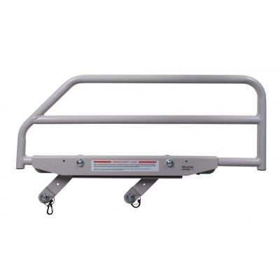 Side Rails on Hospital Bed